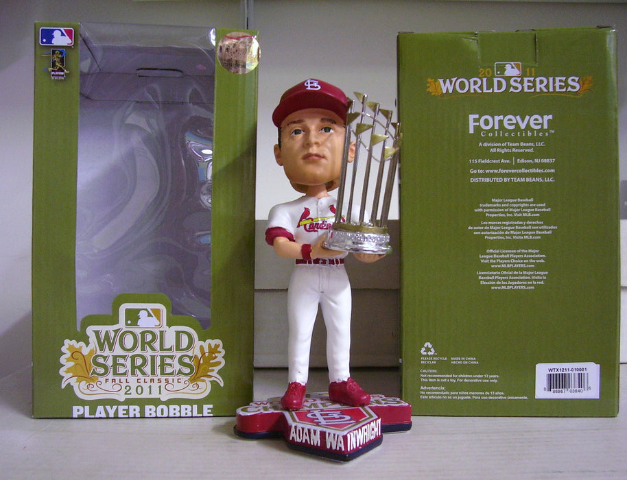 Adam Wainwright Bobblehead - BobblesGalore