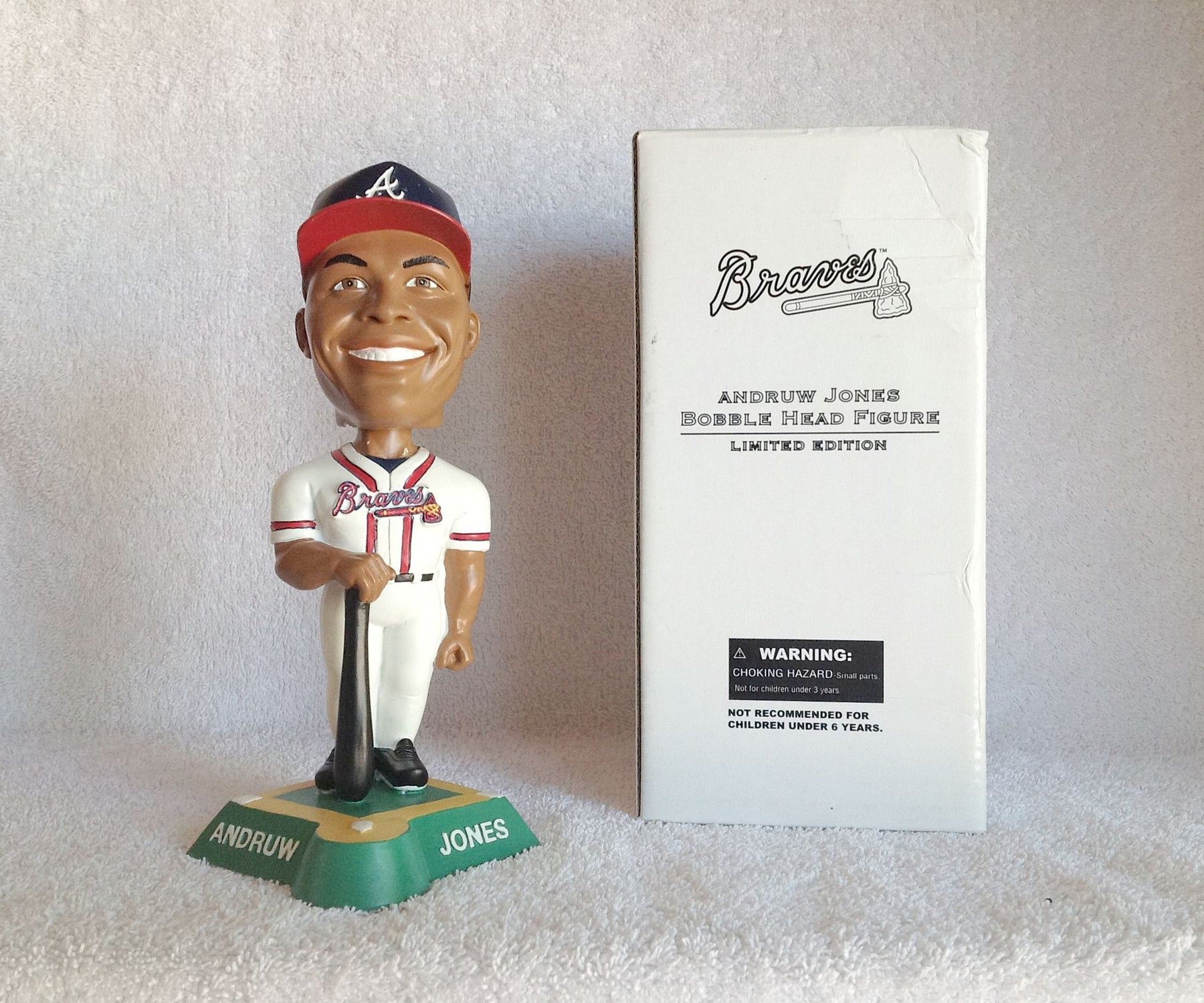 Andruw Jones Bobblehead - BobblesGalore