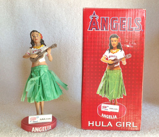 Angels Hula Girl Bobblehead - BobblesGalore