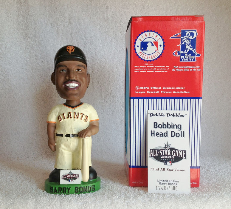Barry Bonds Bobblehead - BobblesGalore