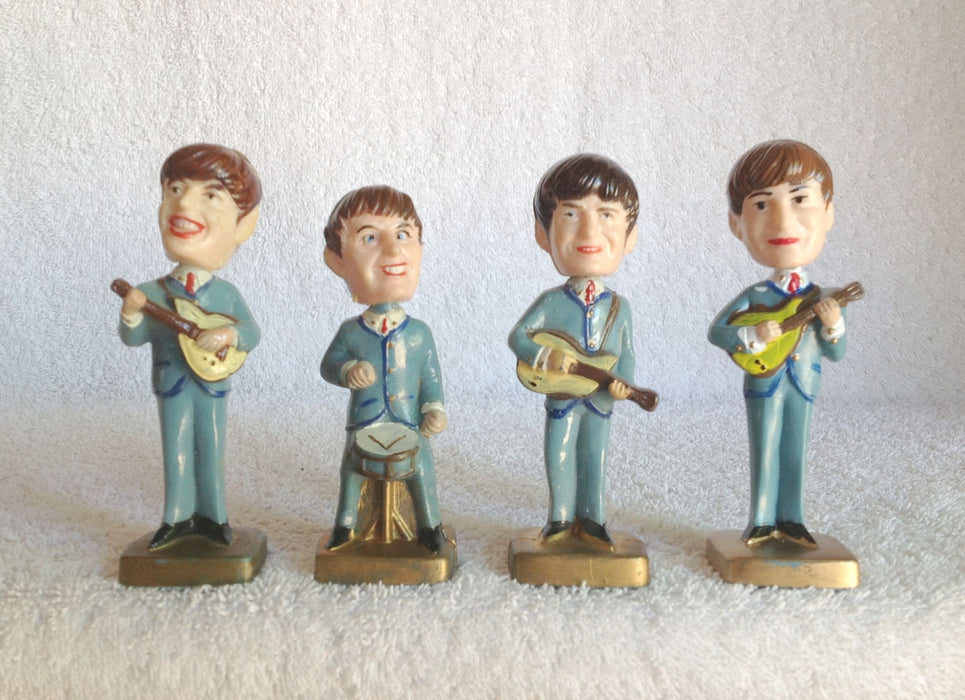 The Beatles Bobblehead Set - BobblesGalore