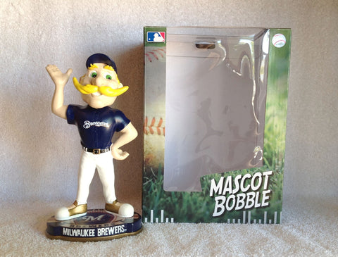 Bernie Brewer Milwaukee Brewers Bobblehead - BobblesGalore