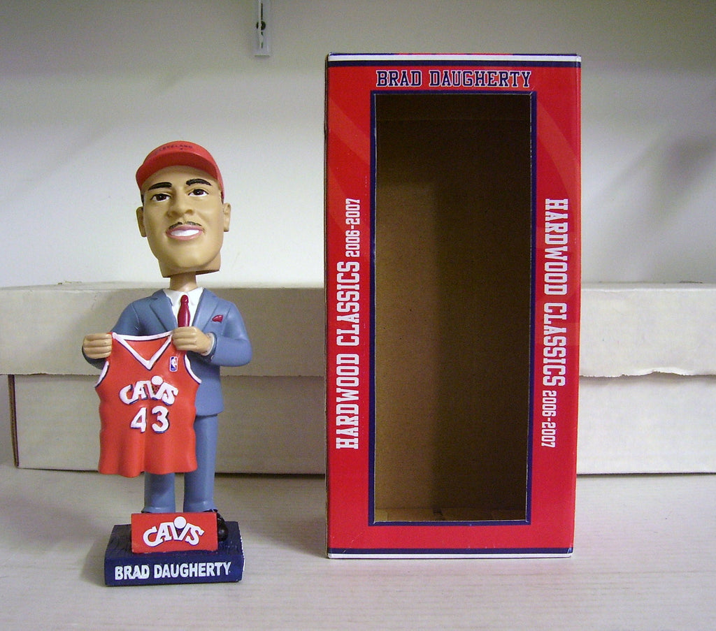 Brad Daugherty Bobblehead – BobblesGalore