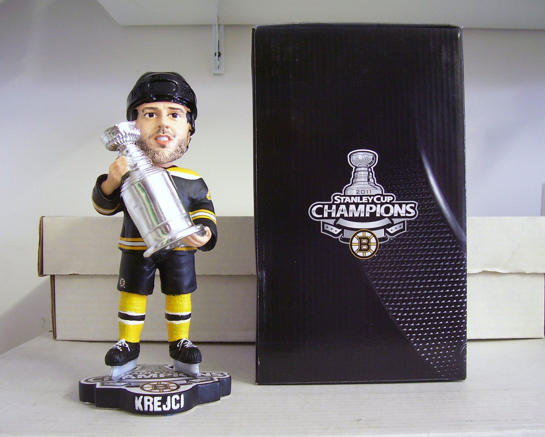 David Krejci Bobblehead - BobblesGalore