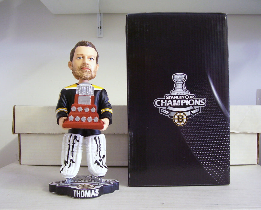 Tim Thomas MVP Bobblehead - BobblesGalore