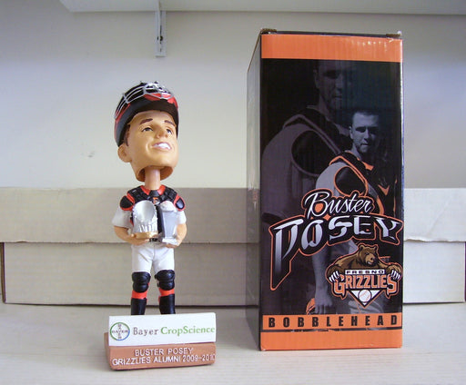 Buster Posey Bobblehead - BobblesGalore