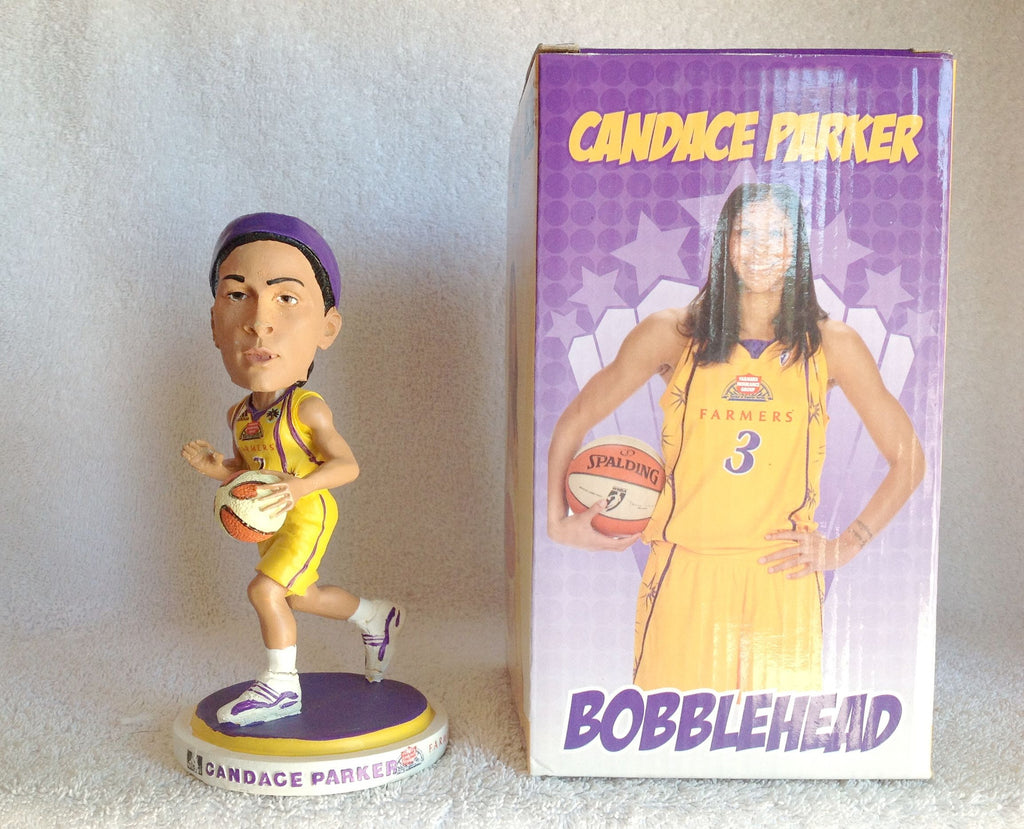 Candace Parker Bobblehead