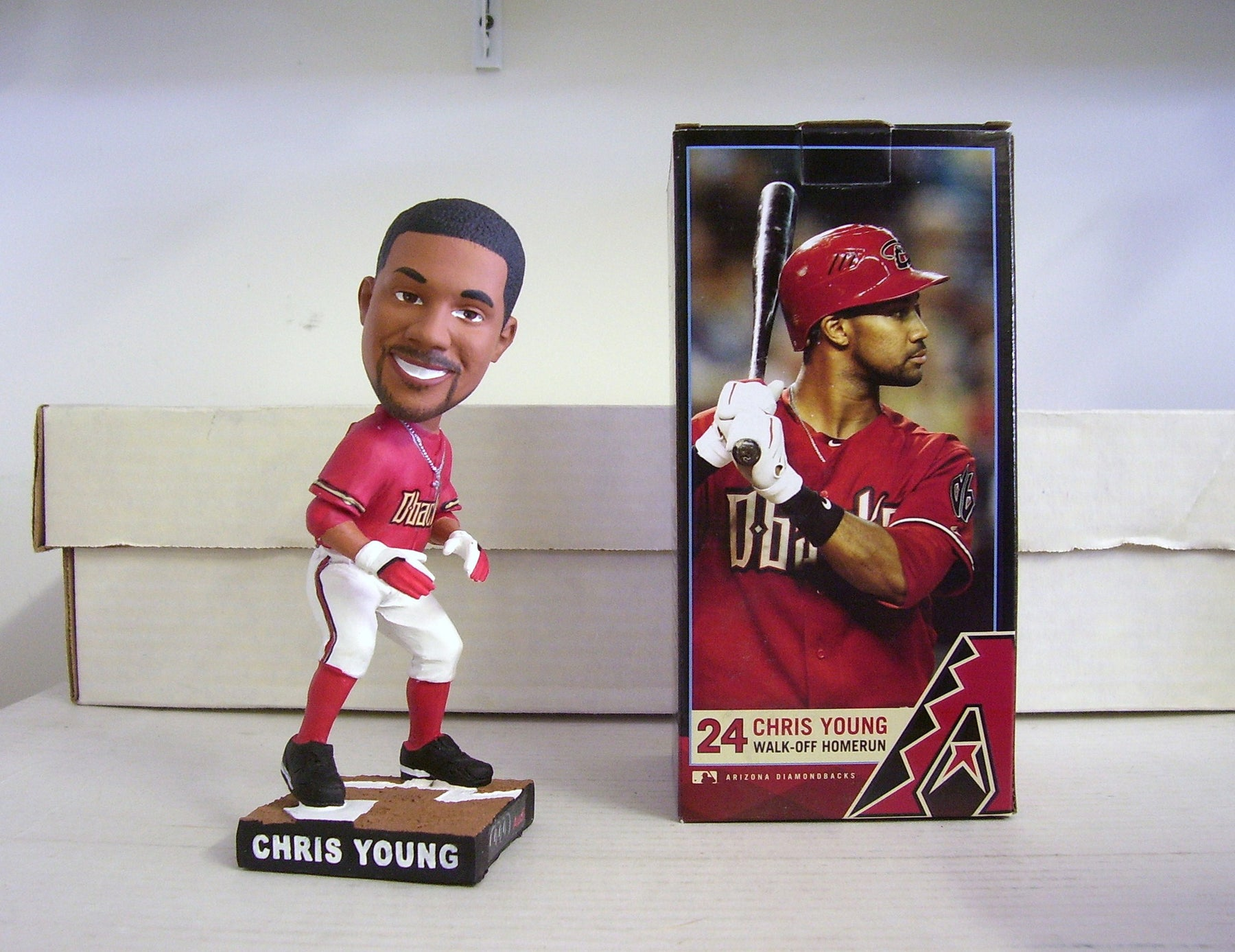 Chris Young Bobblehead - BobblesGalore