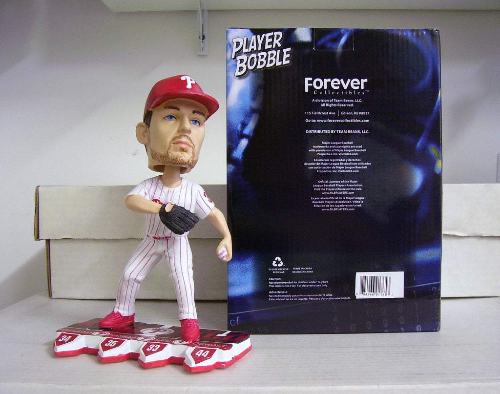 Cliff Lee Bobblehead