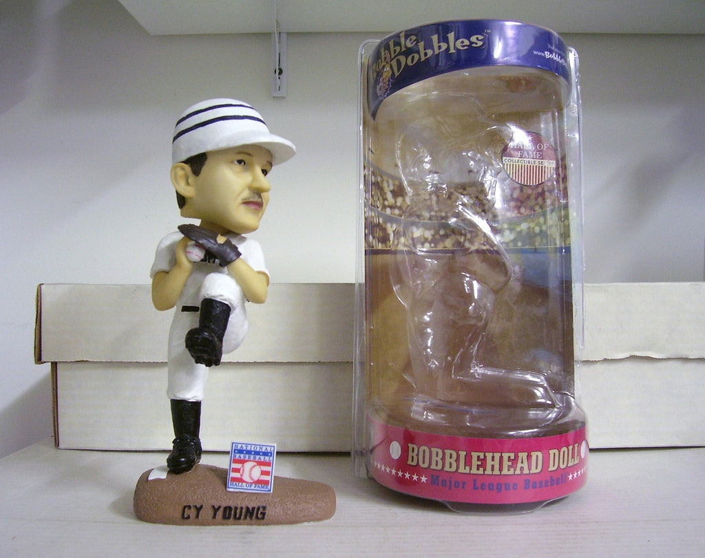 Cy Young Bobblehead