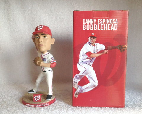 Danny Espinosa Bobblehead Unrated - BobblesGalore