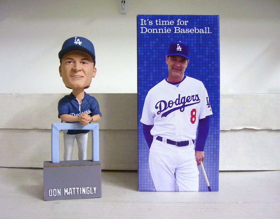 Don Mattingly Bobblehead - BobblesGalore