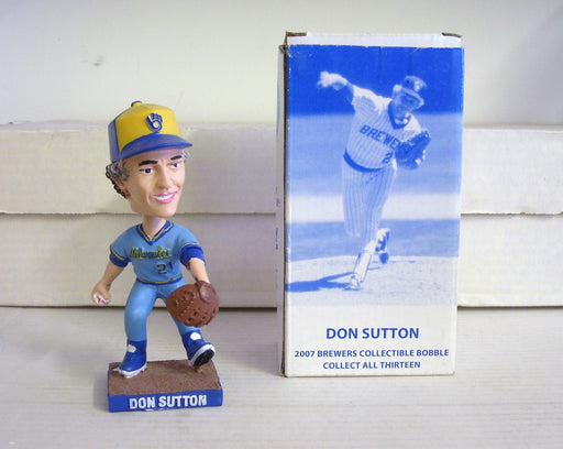 Don Sutton Bobblehead - BobblesGalore
