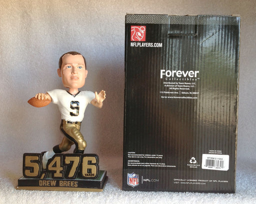 Drew Brees Bobblehead - BobblesGalore