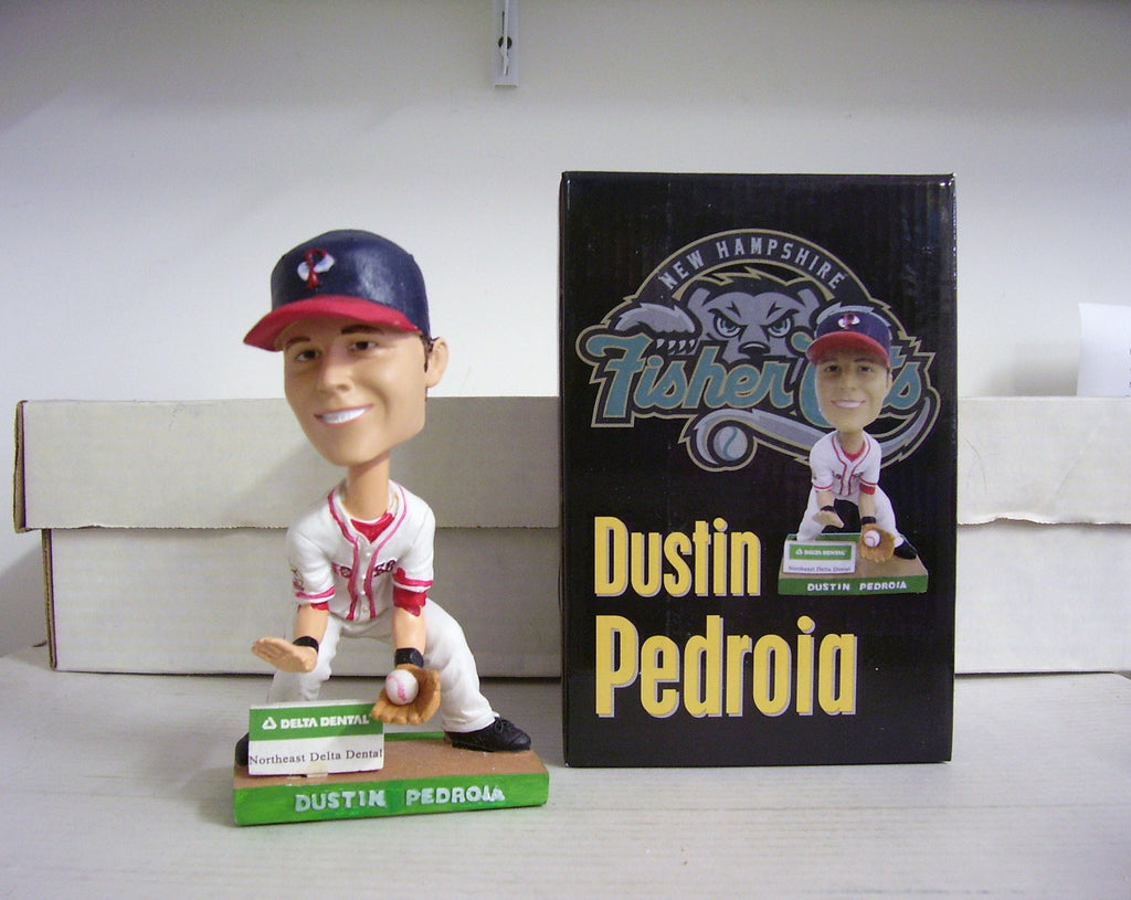 Dustin Pedroia 2010 NH / RED SOX Bobble