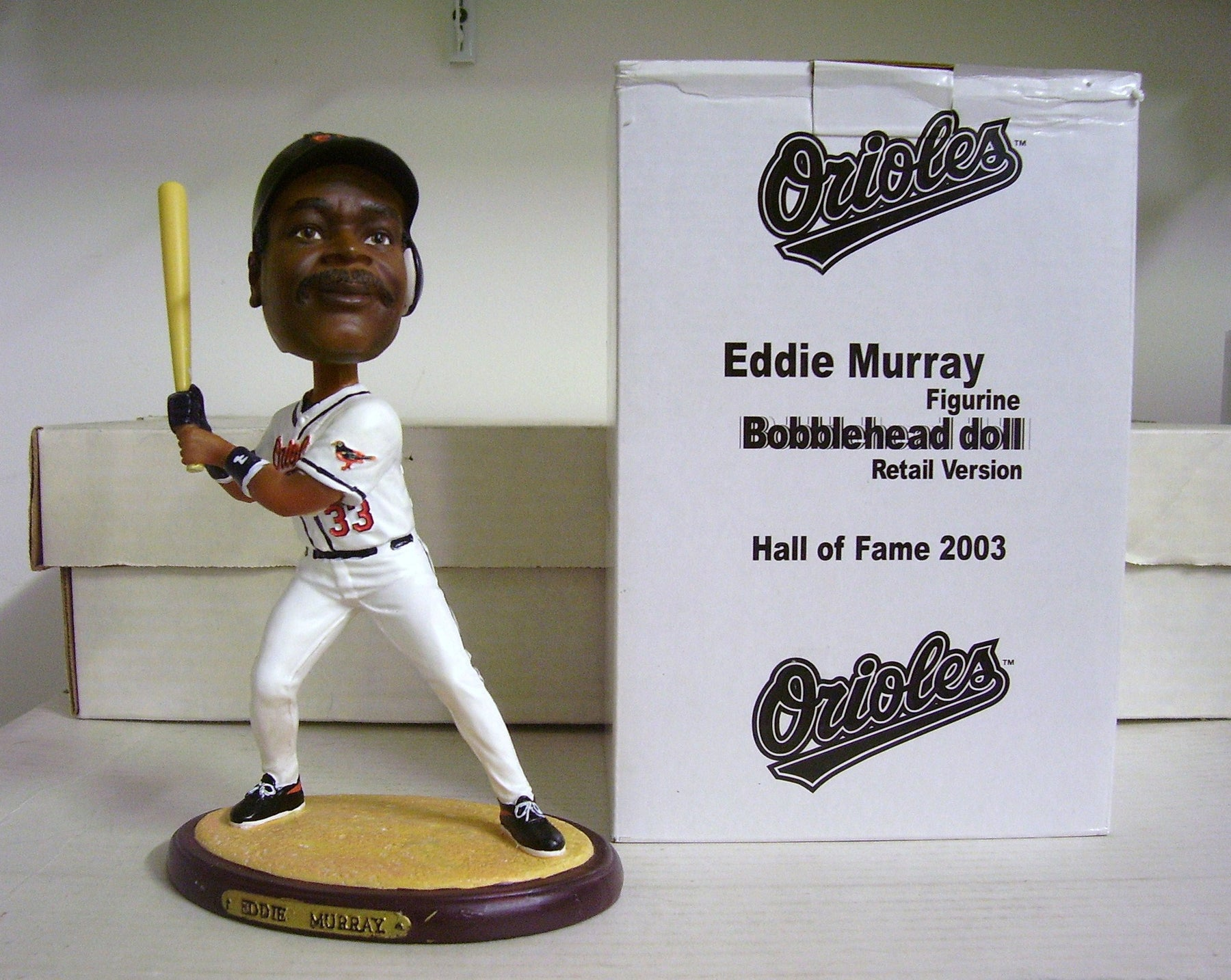 Eddie Murray Bobblehead - BobblesGalore