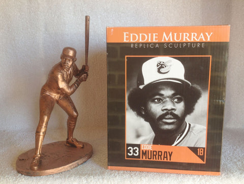 Eddie Murray Statue - BobblesGalore