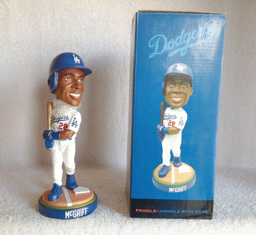 Fred McGriff GOLD BAT Bobblehead - BobblesGalore
