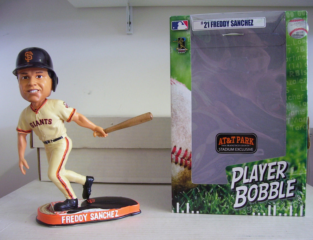 Freddy Sanchez Bobblehead