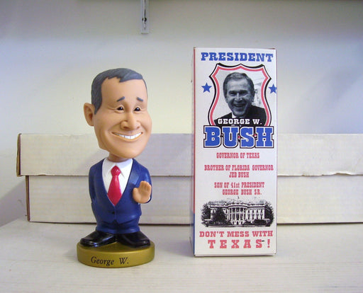 George Bush Bobblehead - BobblesGalore