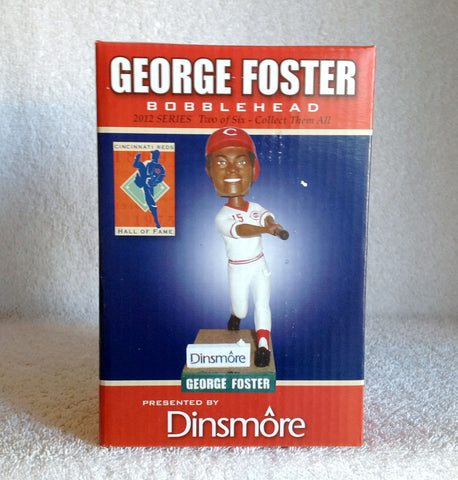 George Foster Bobblehead