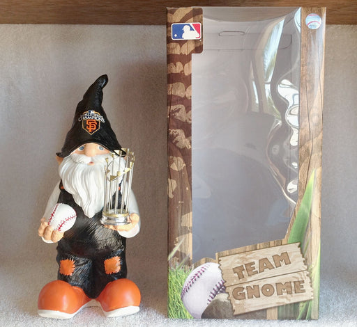 San Francisco Giants World Series Gnome - BobblesGalore