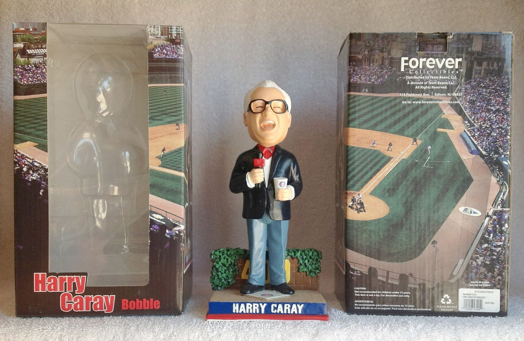 Harry Caray Bobblehead - BobblesGalore