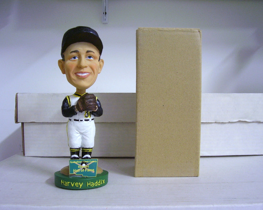 Harvey Haddix Bobblehead - BobblesGalore