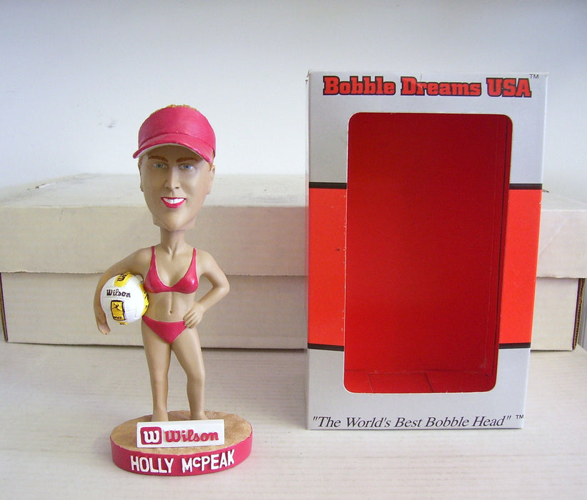 Holly McPeak Bobblehead - BobblesGalore