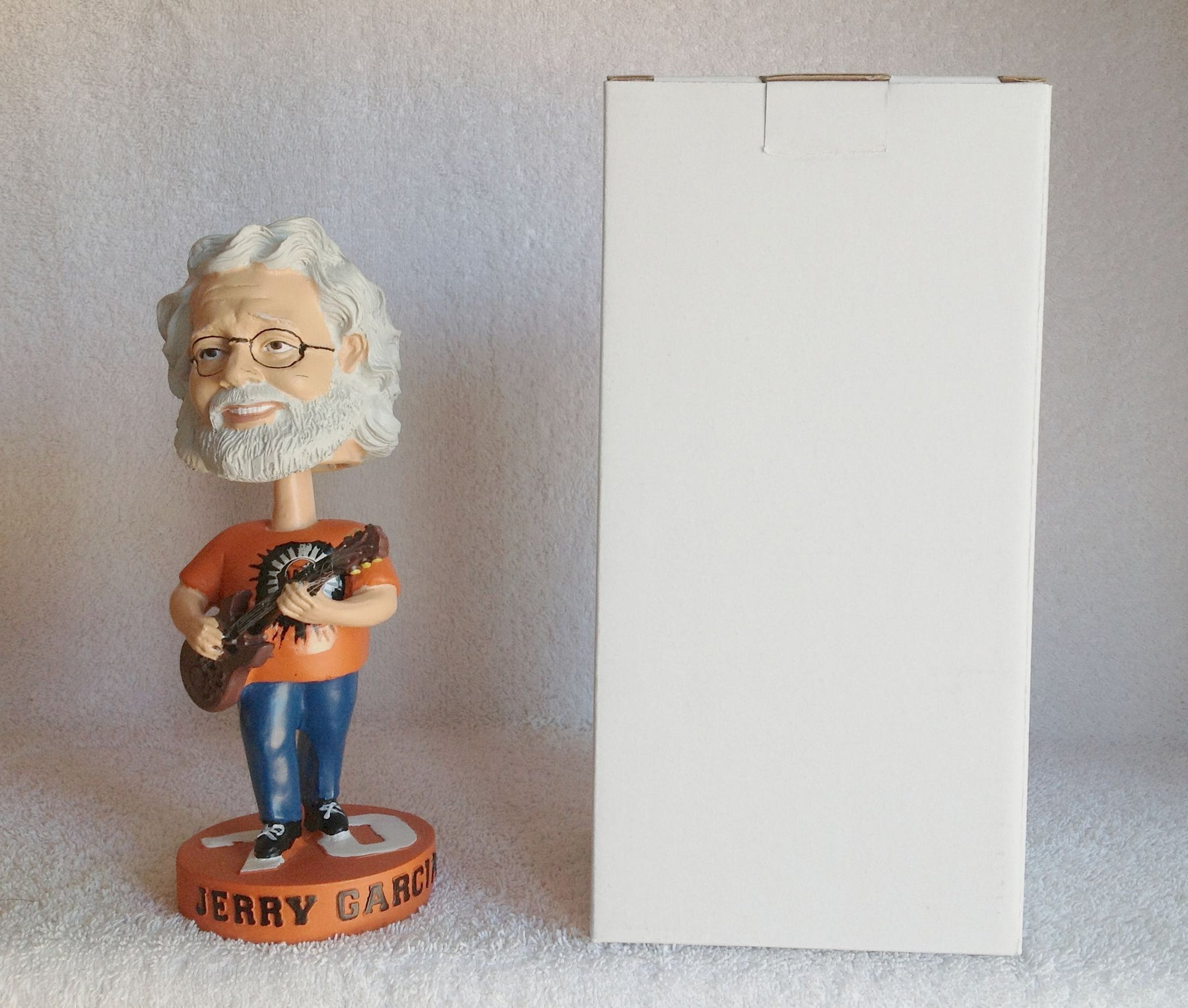Jerry Garcia Birthday Bobblehead - BobblesGalore