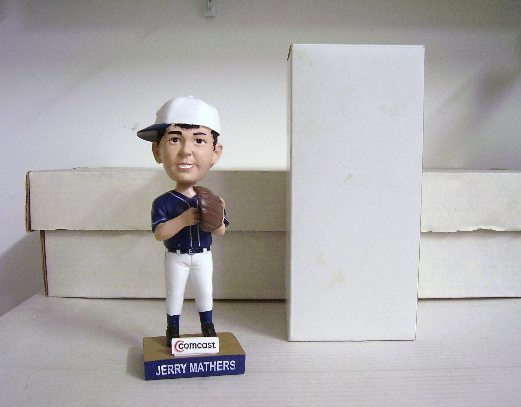 Jerry Mathers as THE BEAVER Bobblehead - BobblesGalore