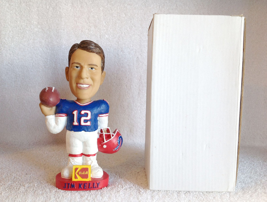 Jim Kelly Bobblehead