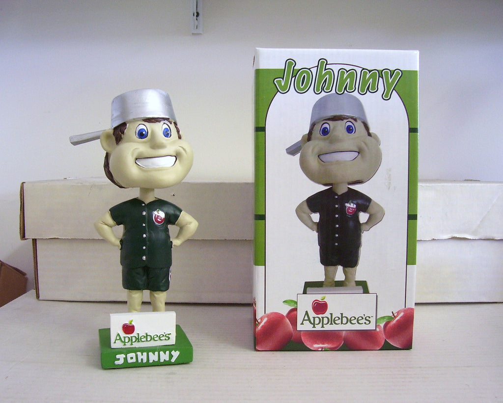 Johnny AppleSeed Bobblehead