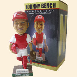 Johnny Bench N Bobblehead - BobblesGalore