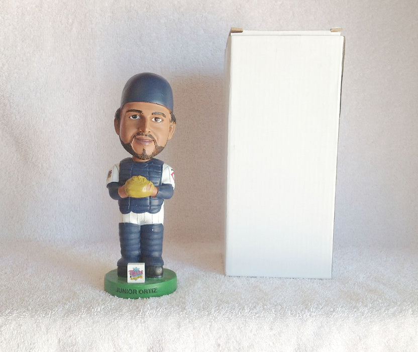 Junior Ortiz Bobblehead - BobblesGalore