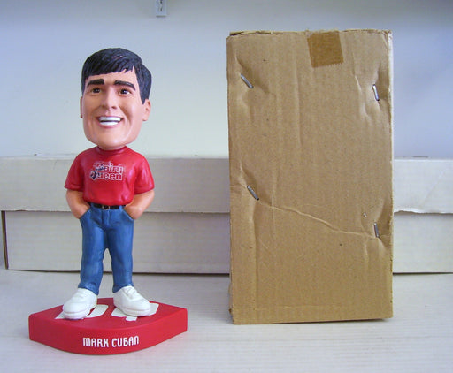 Mark Cuban Bobblehead - BobblesGalore
