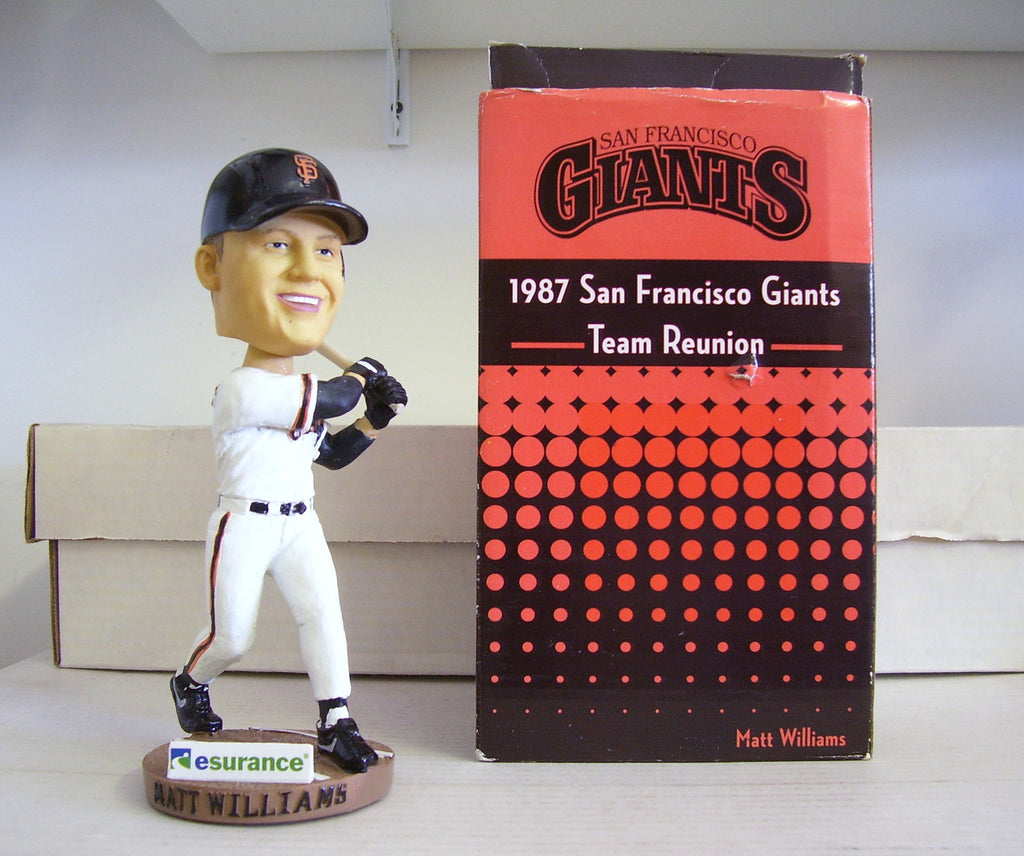 Matt Williams Bobblehead - BobblesGalore
