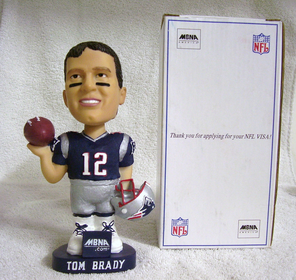 Tom Brady Bobblehead