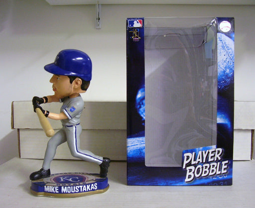Mike Moustakas Bobblehead - BobblesGalore