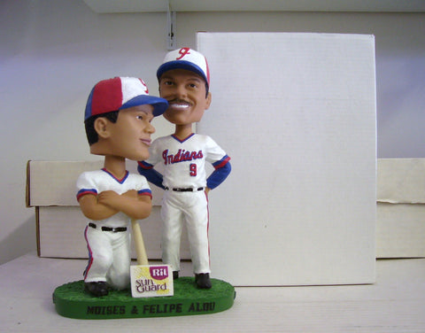 Moises and Felipe Alou Bobblehead - BobblesGalore