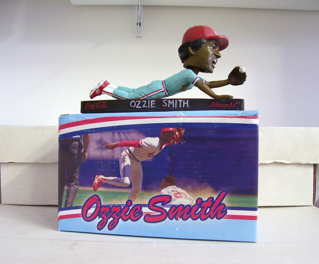 Ozzie Smith Bobblehead - BobblesGalore