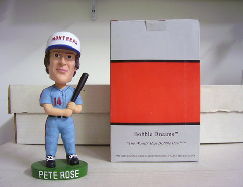 Pete Rose Bobblehead - BobblesGalore