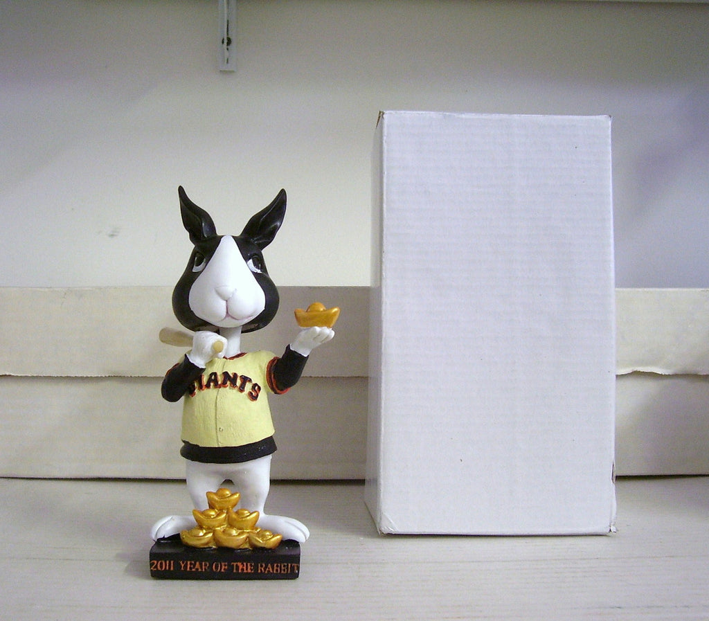 Chinese Rabbit Bobblehead - BobblesGalore