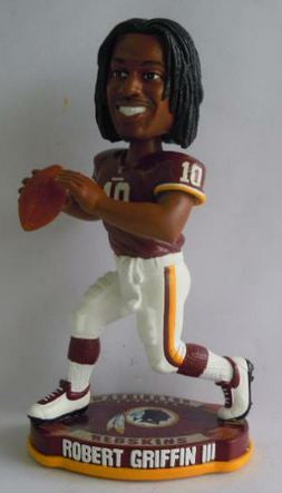 Robert Griffin Bobblehead