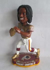 Robert Griffin GOLD Bobblehead - BobblesGalore