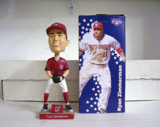 Ryan Zimmerman Bobblehead - BobblesGalore