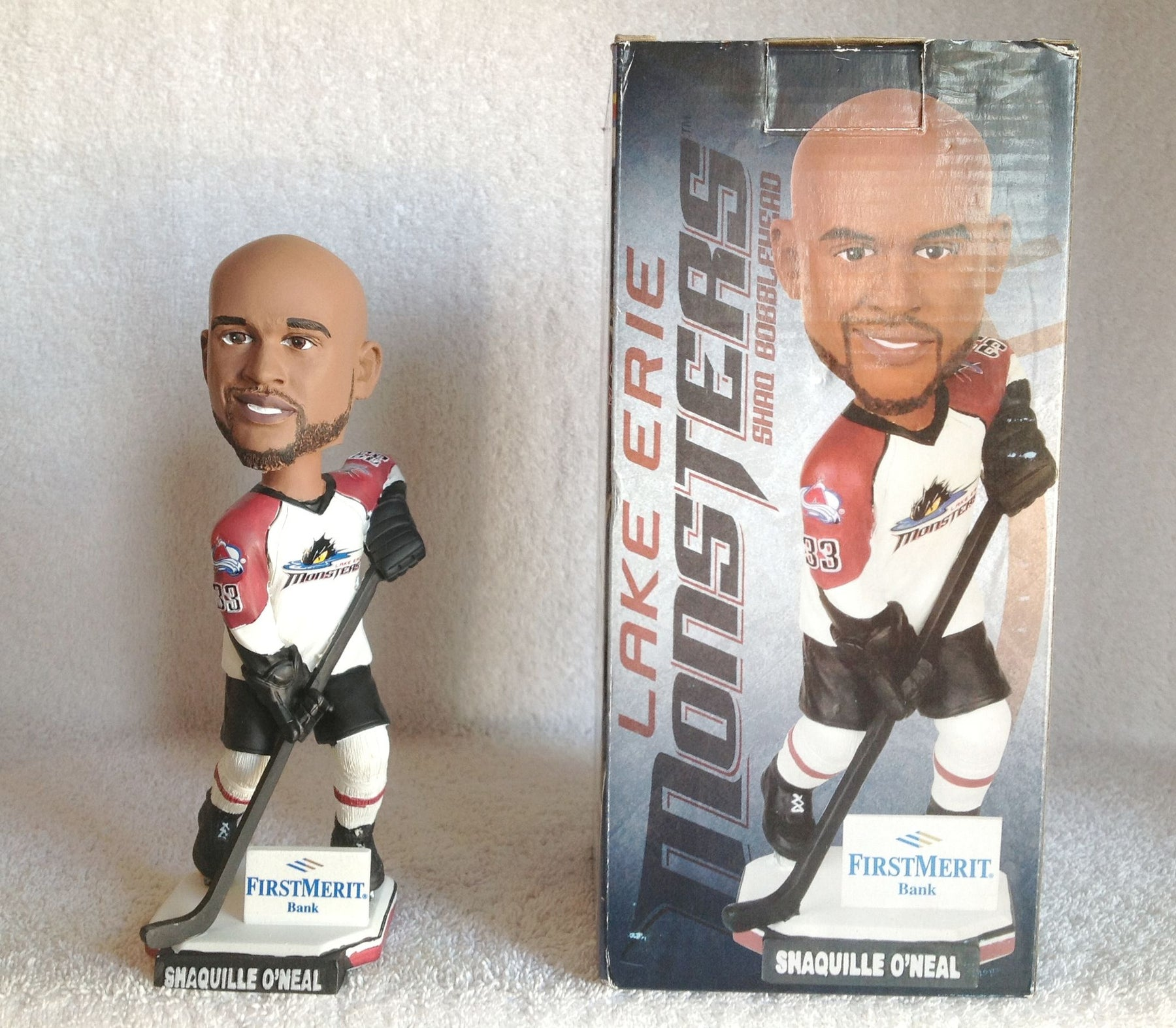 Shaquille O'Neal Bobblehead - BobblesGalore