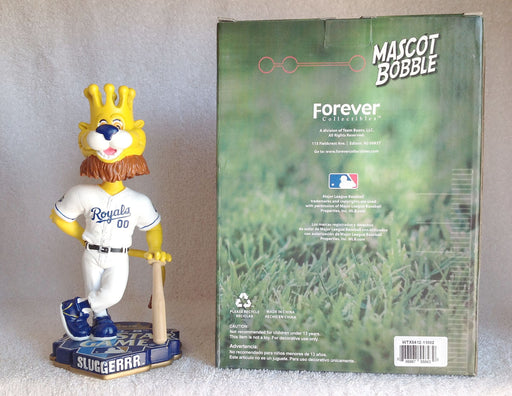 Sluggerrr All-Star Game Mascot - BobblesGalore
