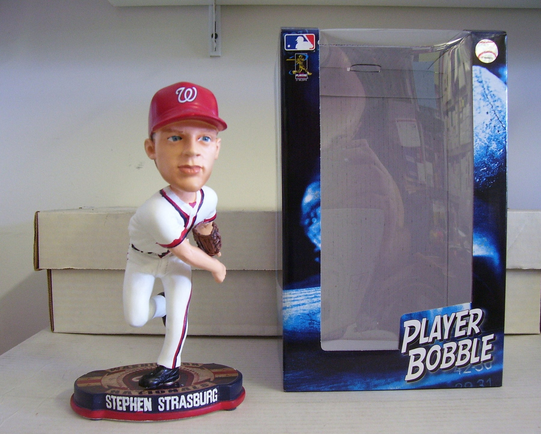 Stephen Strasburg and Bryce Harper Bobblehead - BobblesGalore