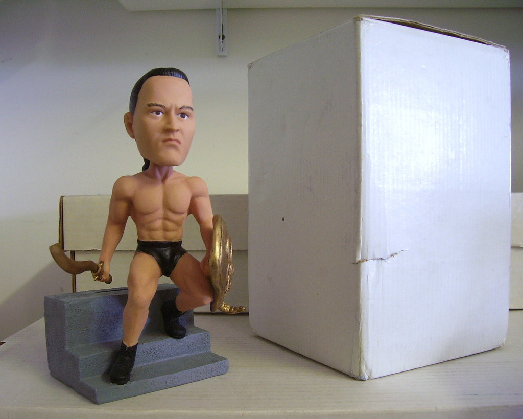 The Rock Dwayne Johnson Bobblehead - BobblesGalore